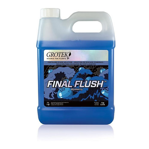 Grotek Final Flush Blueberry