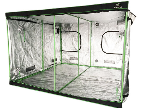 10' x 10' Fusion Hut 1680D 1 Inch Pole Grow Tent