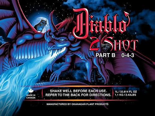 Diablo Nutrients Two Shot - B
