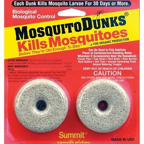 Non-Toxic Mosquito Dunks