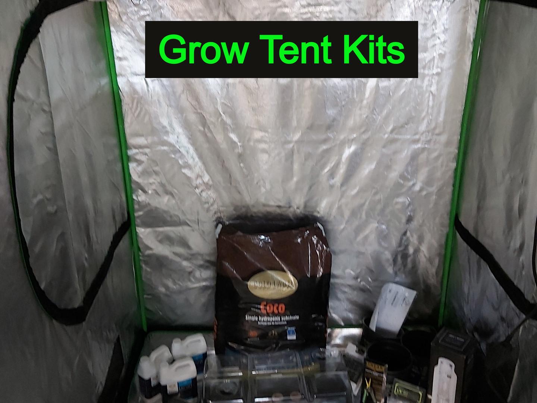 Grow Tent Kits