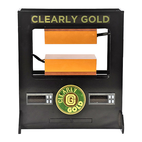 GOLD STANDARD 10 ton rosin press