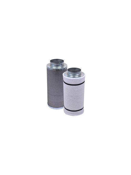 "6 Inch (500mm) Fusion Breath Hydroponic Filter 6x20"" 441 CFM"