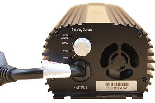 LumaGro 1000W Dimmable Electronic Digital Ballast