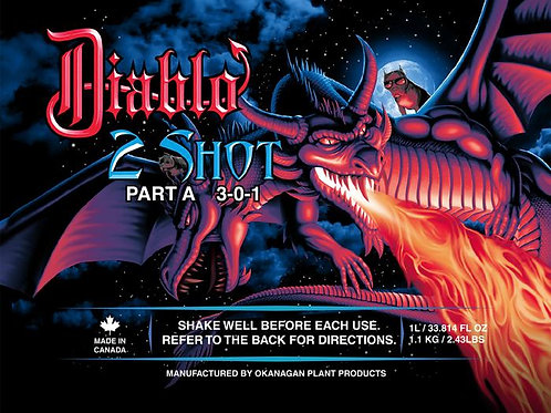 Diablo Nutrients  Two Shot - A