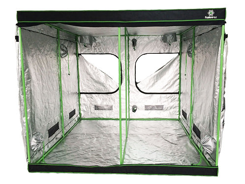 8' x 8' Fusion Hut 1680D 1 Inch Pole Grow Tent