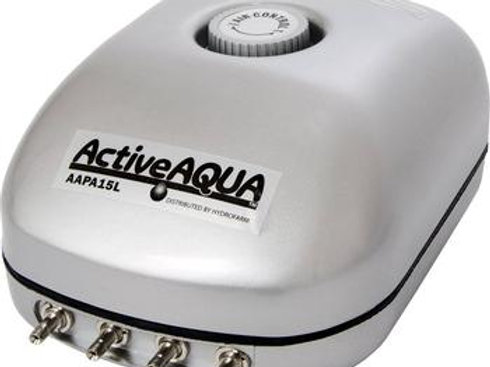 Active Aqua Air Pump 4 Outlet