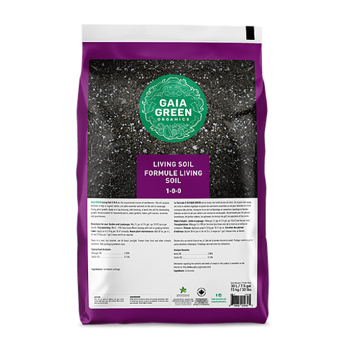 Gaia Green Living Soil Blend 30L