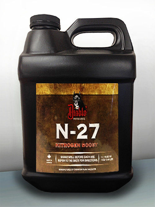 Diablo Nutrients N27