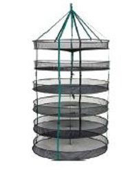 Flower Tower STACK IT DRYING RACK