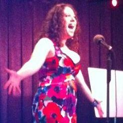 Shana Sisk Cabaret Show