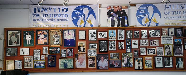 קיר מכון דניס הישרדות צילום לימור בש