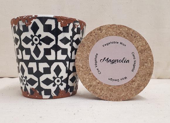 Bougie Mosaïque Magnolia
