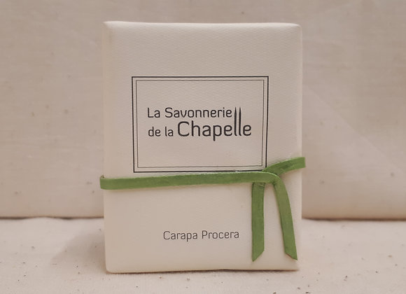 Savon Parfumé Carapa Procera