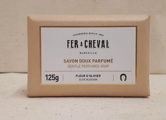 Savon Doux Parfumé Fleur d'Olivier