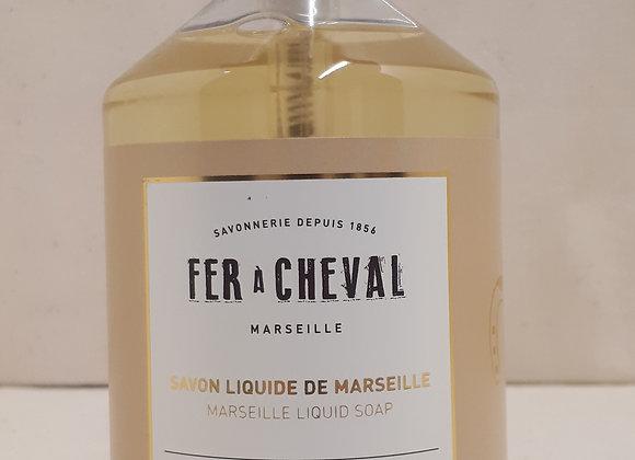 Savon Liquide de Marseille Fleurs d'Olivier