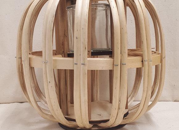 Lanterne Ovale en Bambou