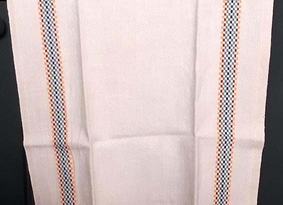 Torchon Lustucru Multicolore