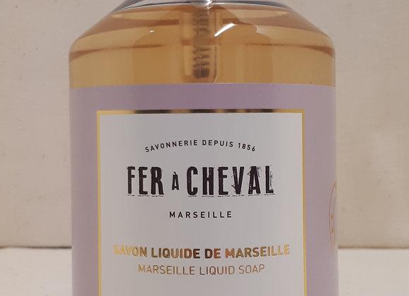 Savon Liquide de Marseille à la Lavande Vivifiante