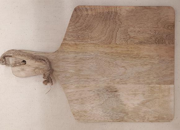 Planche de présentation en bois