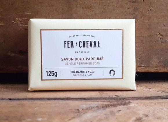Savon Doux Parfumé Thé Blanc & Yuzu