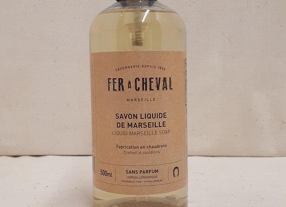 Savon Liquide de Marseille (sans parfum)