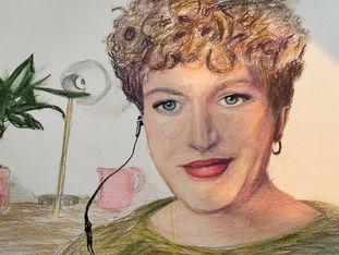 Julie Walsh @ Julie Swan Art