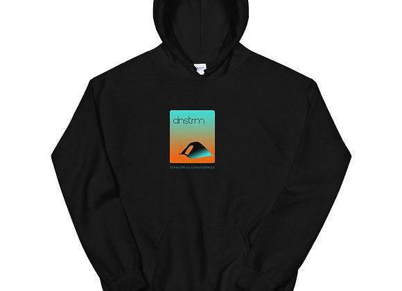 Downstream Youth Fade Camp Hoodie
