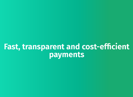 ONPEX enables fast, transparent and cost-efficient payments with SWIFT gpi cross-border transaction