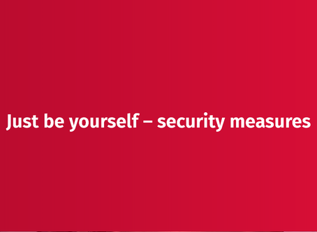 GTNews: Just be yourself – security measures for strong authentication