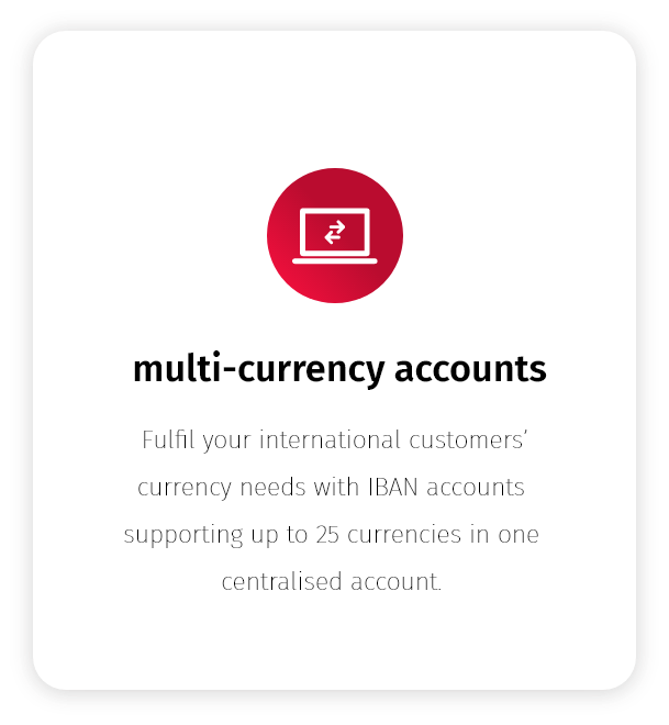 multi-currency accounts