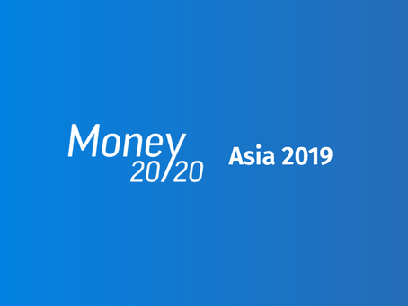 Let's meet at Money2020 Asia