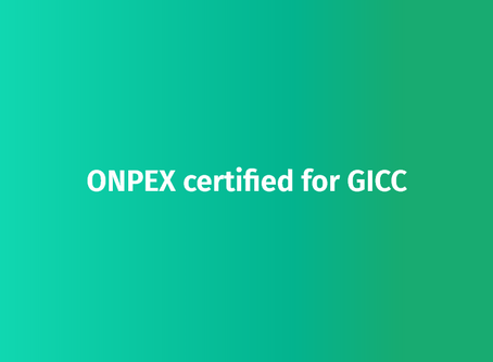 ONPEX certified for GICC processing with FirstData Germany
