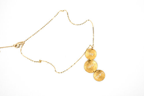J9 – Hand made necklace