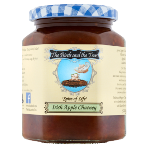 """Spice of Life"" Irish Apple Chutney"