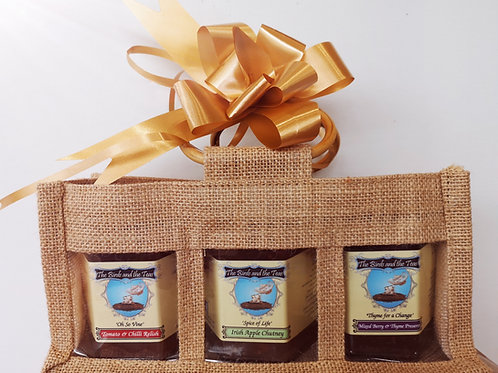 The Create Your Own - 3 pack including jute gift bag