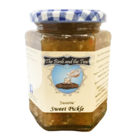 """Sweetie"" Sweet Pickle Relish"