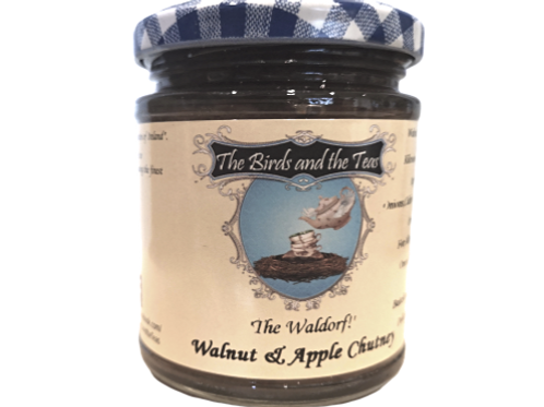 """The Waldorf"" Toasted Walnut and Apple Chutney"
