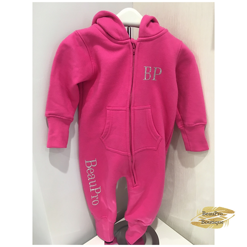 Onesie Front name and Initial