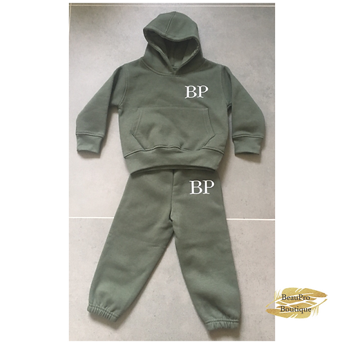 Hoody and Jogger Set