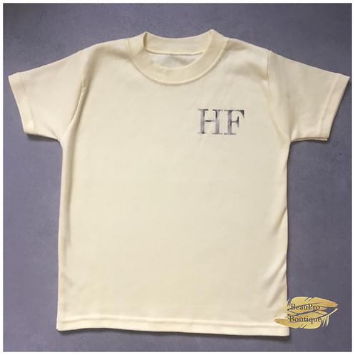 Initial t-shirt