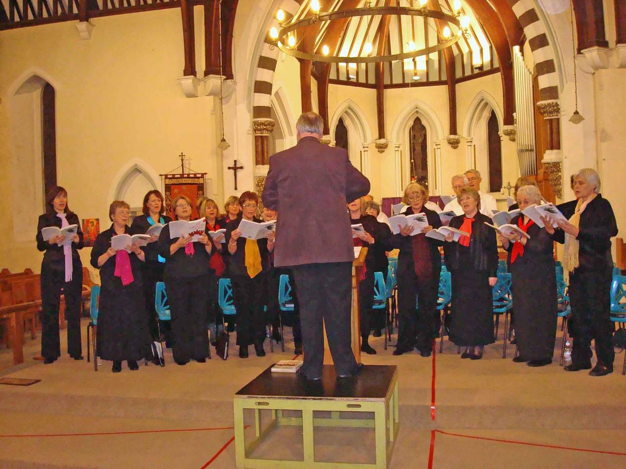St Paul's Newton Abbot 2008
