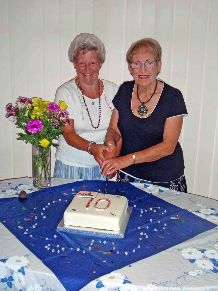 Anniversary Cake The Riverside 2009