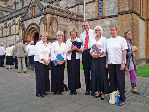 Buckfast Abbey 2008