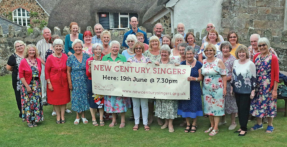 New Centur Singers of Bovey Tracey