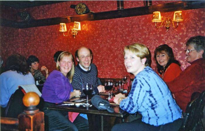 December Meal 2001