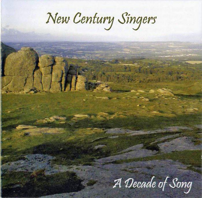 Choir CD 2008