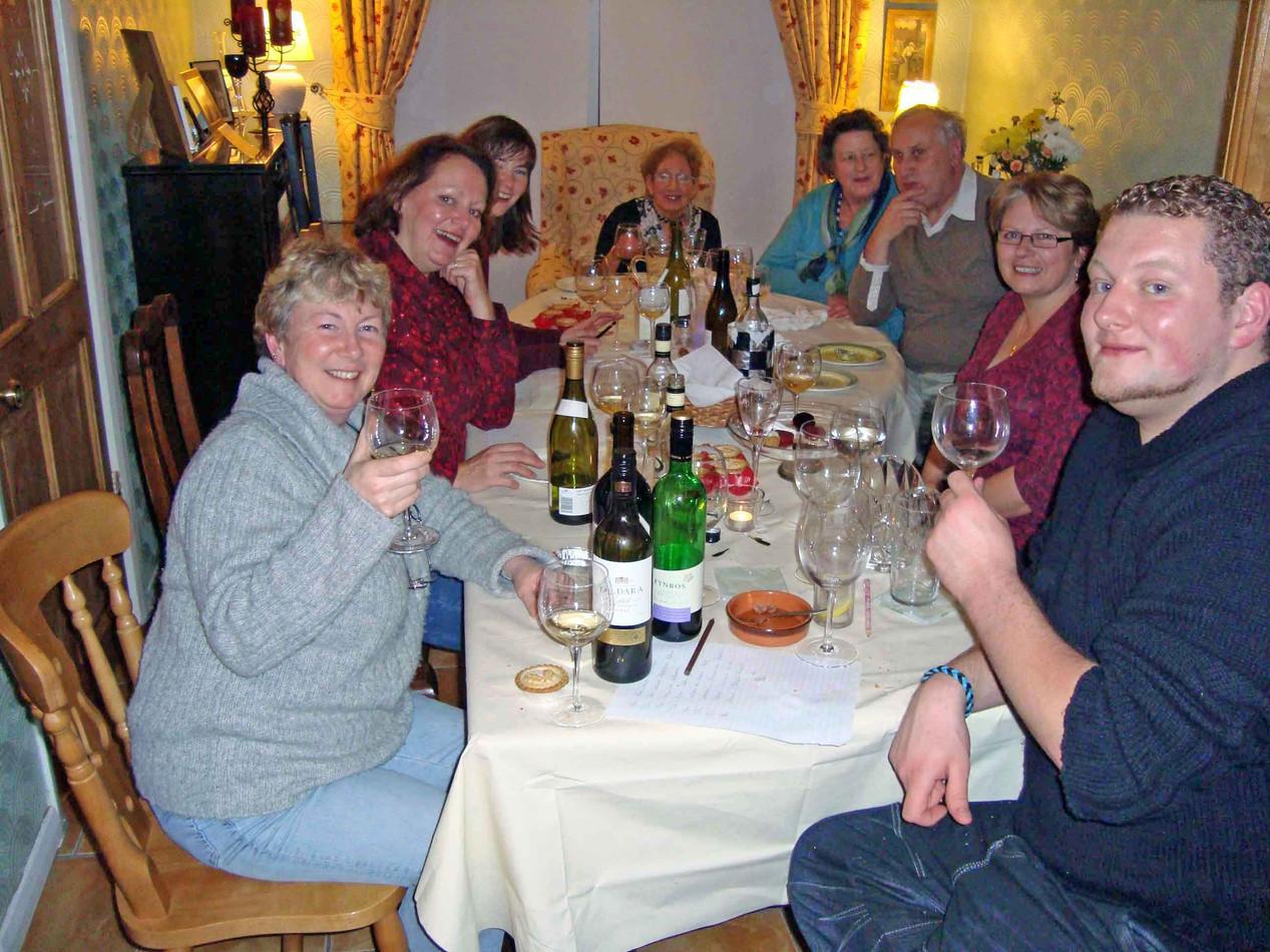 Wine Tasting 2008