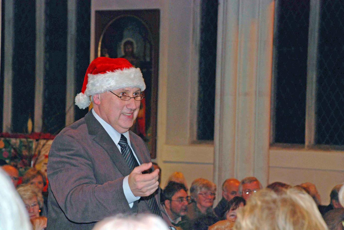 Santa Wyn 2008