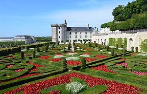 Château de Villandry - Château de Ternay